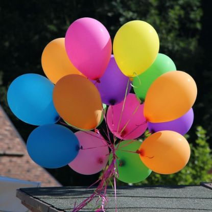 Bunch of Colourfull Balloons