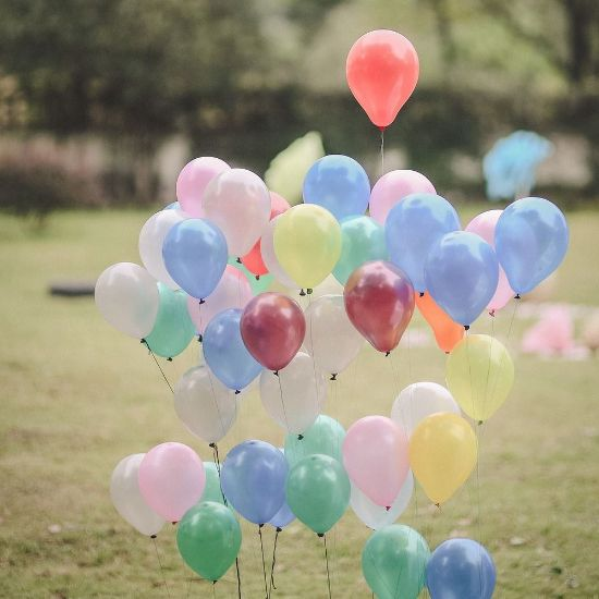 Colourfull Small Balloons