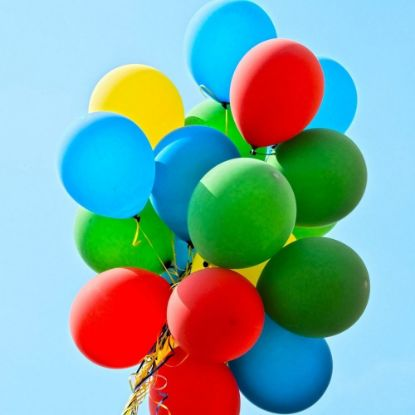 Multicolour Balloons