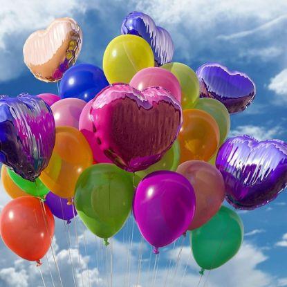 Shining Balloons