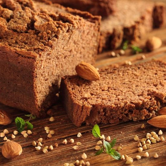 Almond Chocolate Bread