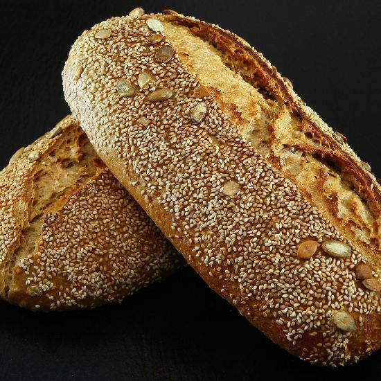 Sesame Seeds Bread