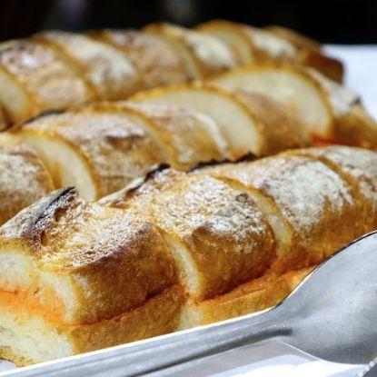 Stuffed Masala Bread