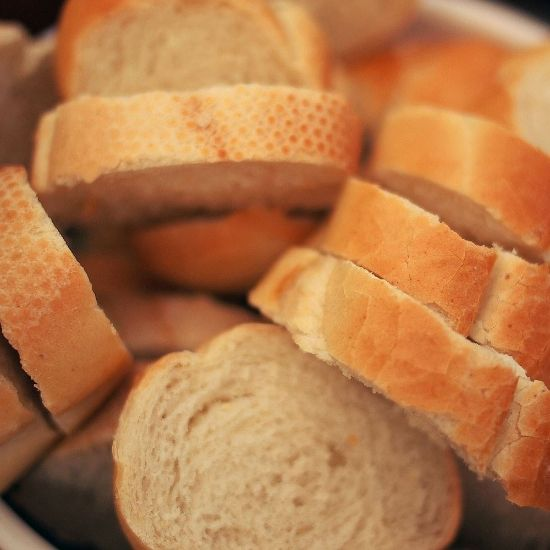 Plain Wheat Bread