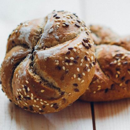 Sesame Seeds Wheat Bread