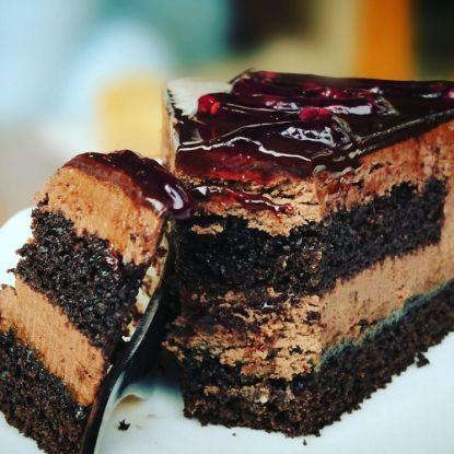 Chocolate Butturscotch Pastrie