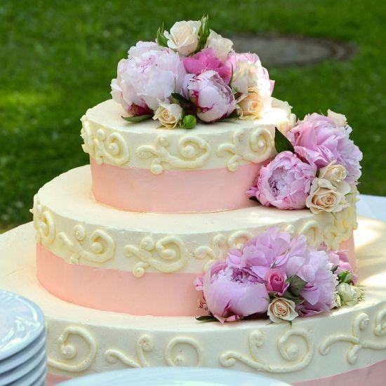 Butterscotch Layered Cake