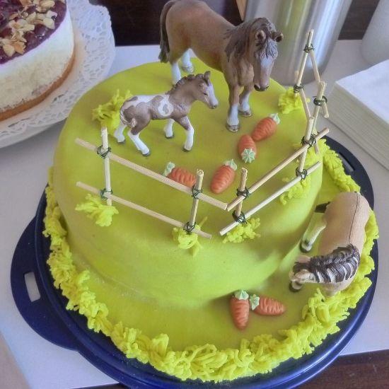 Pineapple Children's Cake