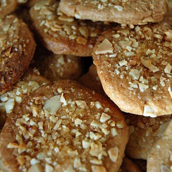 Almond Cashew Cookies