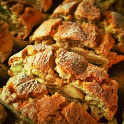 Whole Almond Cookies