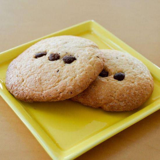 Cashew Chocochips Cookies