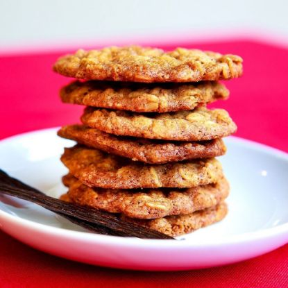 Cashew Honey Cookies