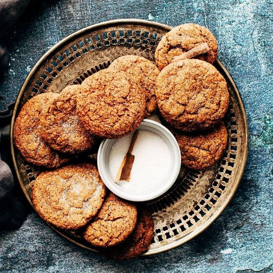 Cashew Milk Cookies