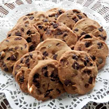 Handmade Chocolate Cookies