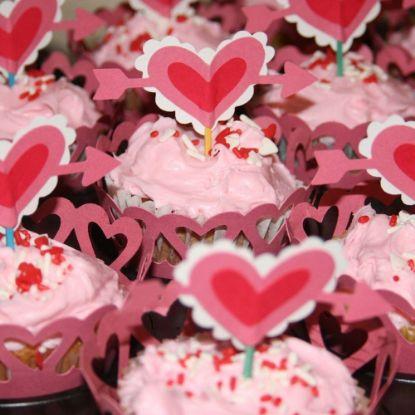 Valentine Special Mini Cupcake